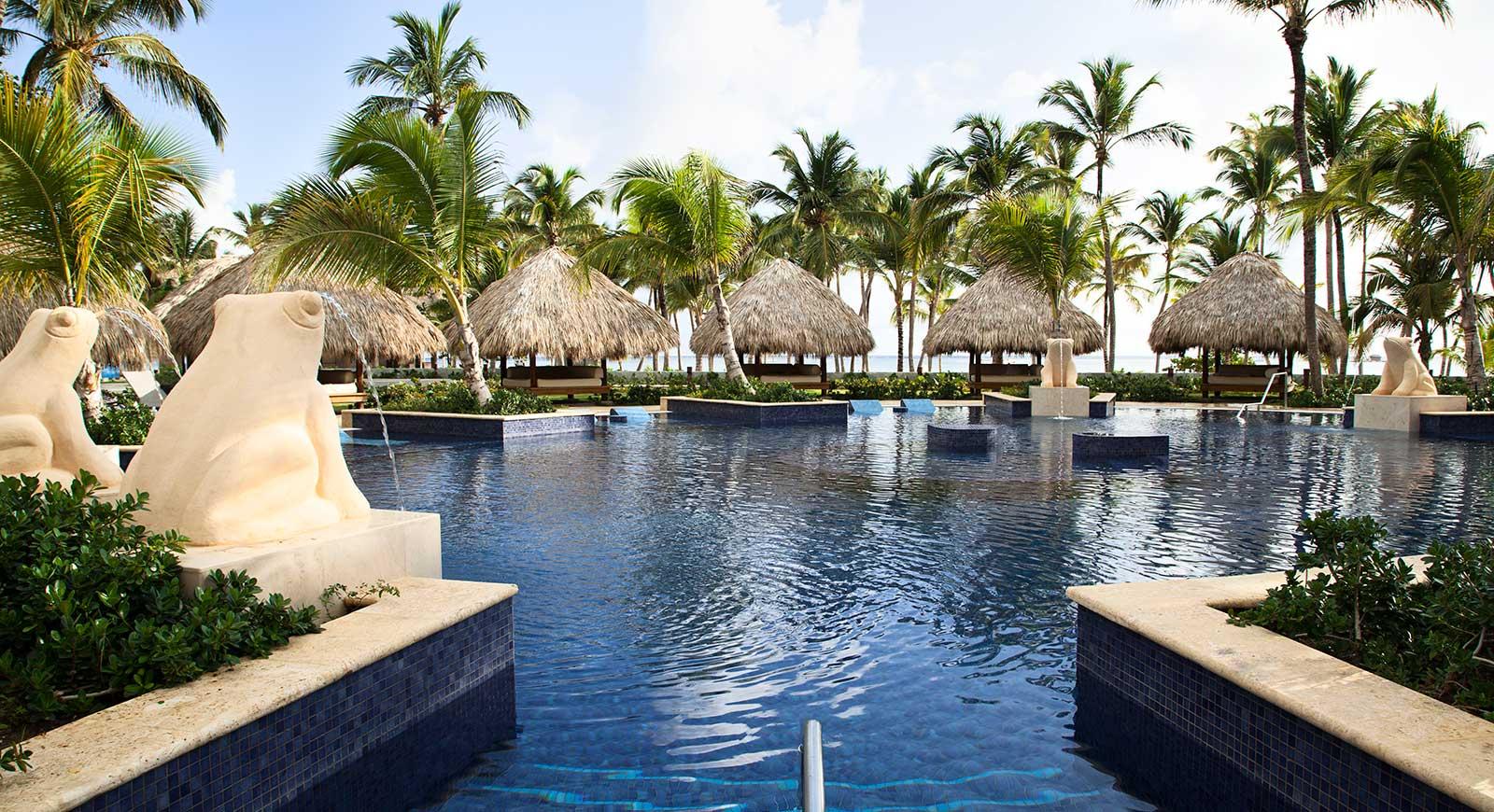 Barceló Bávaro Palace Punta Cana Bavaropalace All Inclusive Resort Bavaro Beach