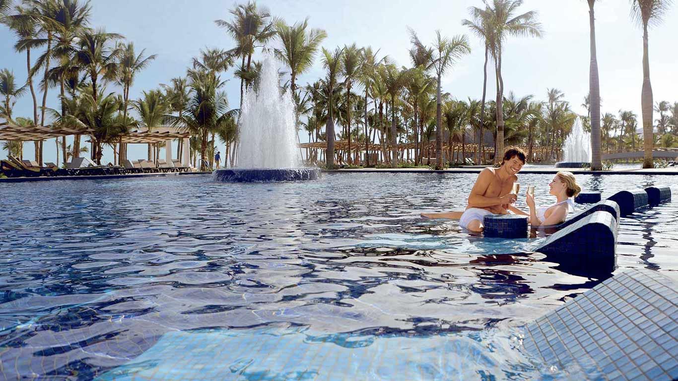 Barceló Bávaro Palace Punta Cana Bavaropalace Com All Inclusive Resort Bavaro Beach